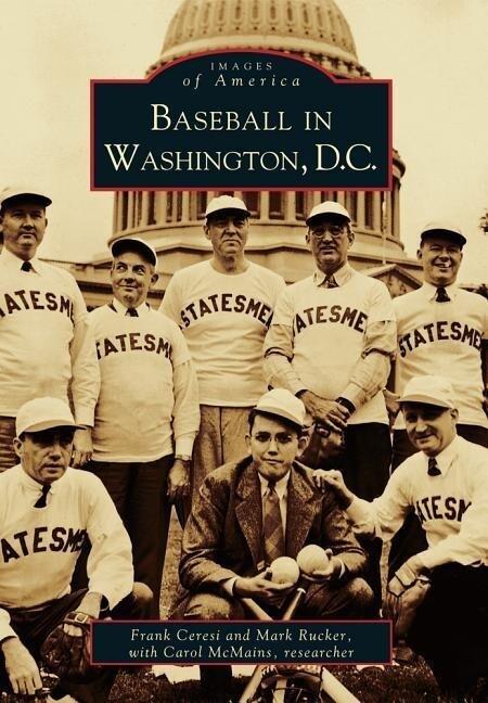 Baseball in Washington, D.C. als Taschenbuch
