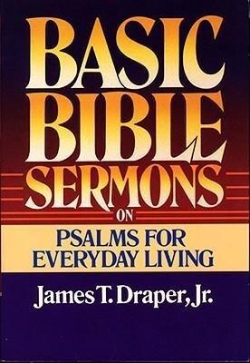 Basic Bible Sermons on Psalms for Everyday Living als Taschenbuch