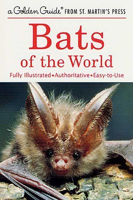 Bats of the World als Taschenbuch