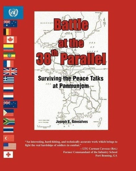 Battle at the 38th Parallel: Surviving the Peace Talks at Panmunjom als Taschenbuch