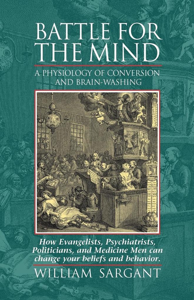 Battle for the Mind als Buch
