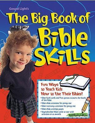 The Big Book of Bible Skills als Taschenbuch