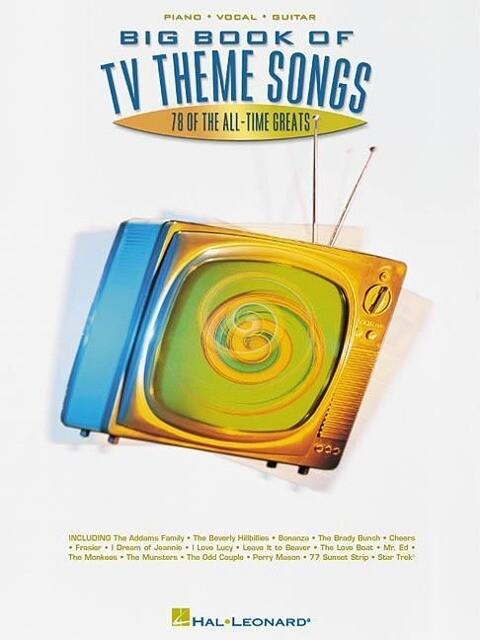 Big Book of TV Theme Songs als Taschenbuch