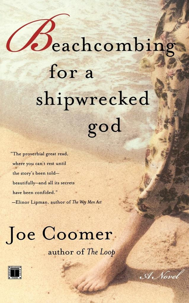 Beachcombing for a Shipwrecked God als Buch
