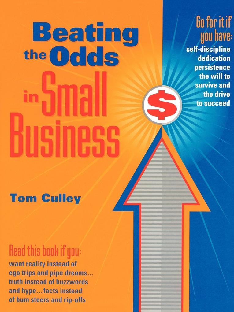 Beating the Odds in Small Business als Taschenbuch