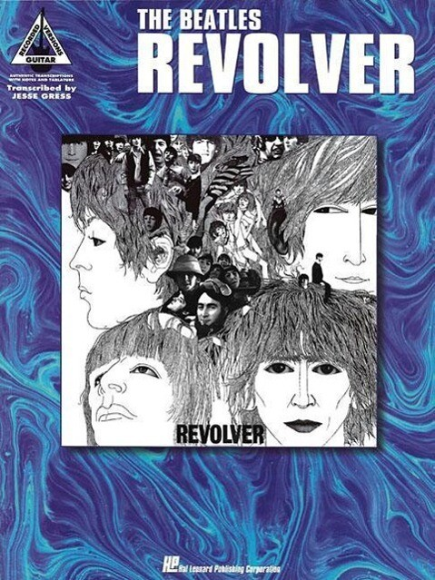 Beatles the Revolver Guitar Recorded Versions Gtr Tab Bk als Taschenbuch