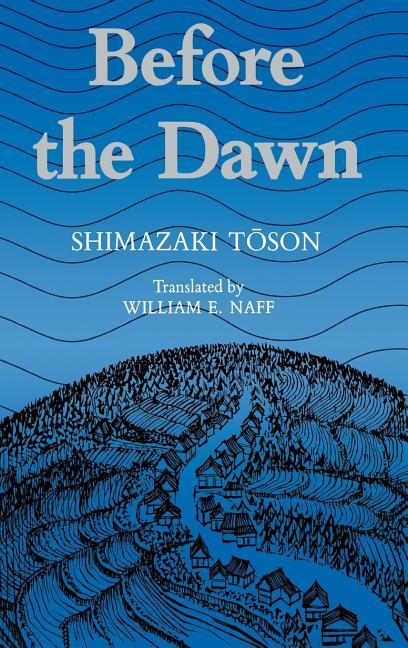 Shimazaki: Before the Dawn Paper als Buch