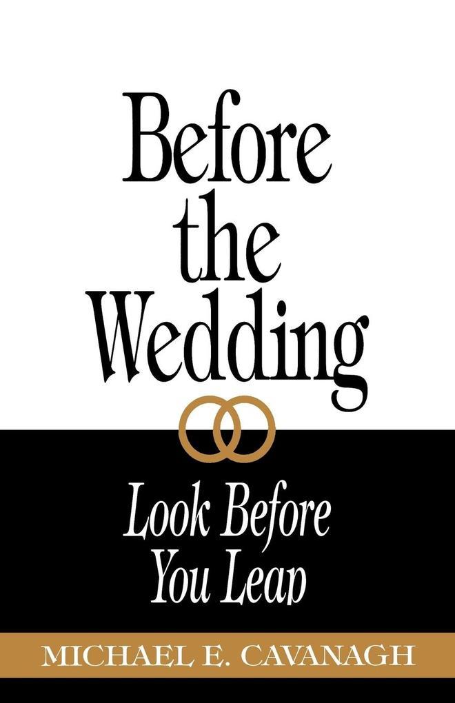 Before the Wedding als Taschenbuch