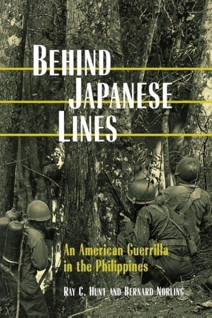 Behind Japanese Lines als Taschenbuch