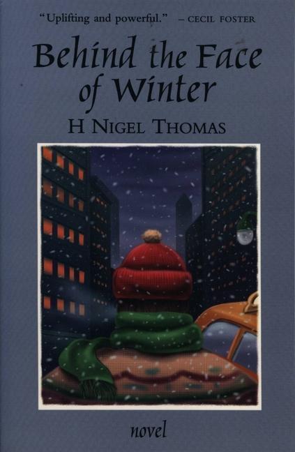 Behind the Face of Winter als Taschenbuch