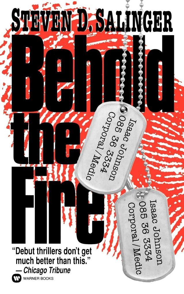 Behold the Fire als Taschenbuch