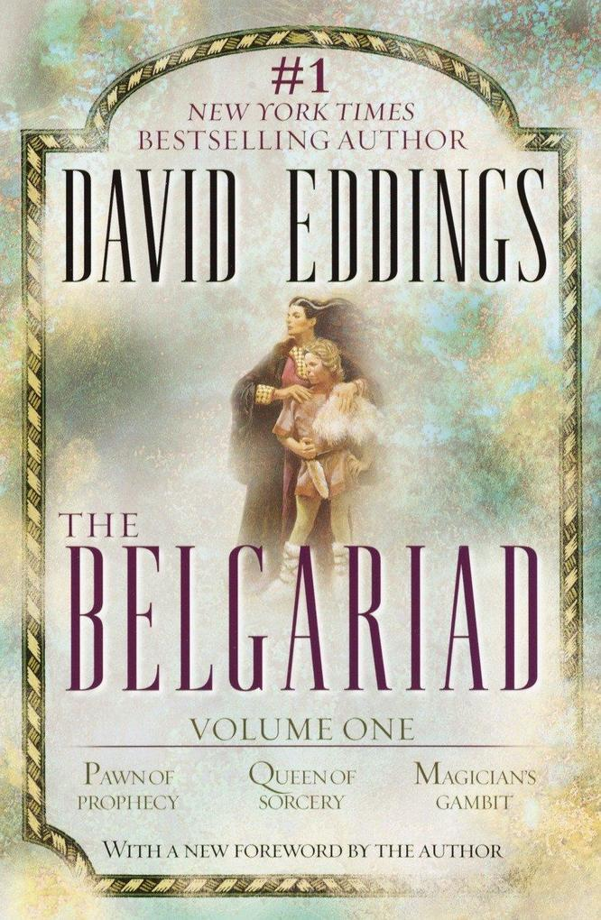 The Belgariad Omnibus 1 als Taschenbuch