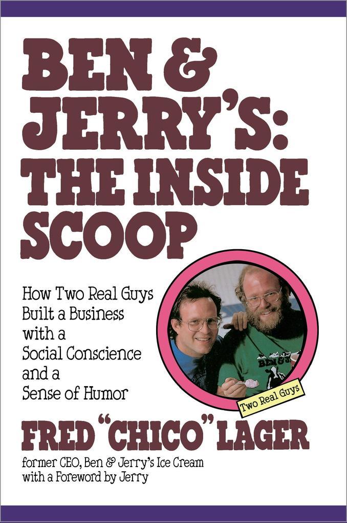 BEN & JERRYS als Taschenbuch