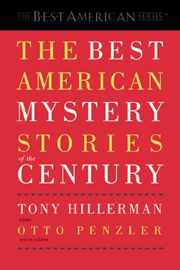 The Best American Mystery Stories of the Century als Taschenbuch