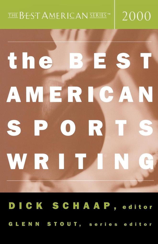 The Best American Sports Writing 2000 als Taschenbuch