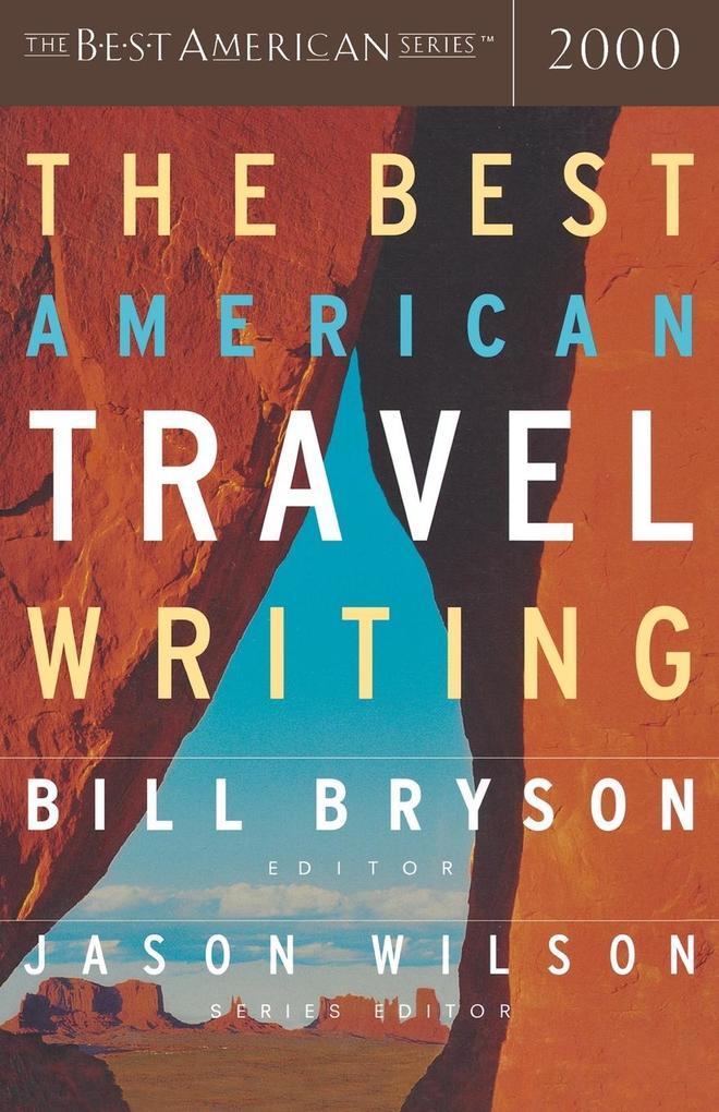 The Best American Travel Writing als Taschenbuch