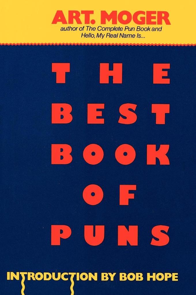 The Best Book of Puns als Taschenbuch