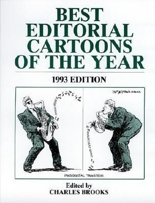 Best Editorial Cartoons of the Year: 1993 Edition als Taschenbuch