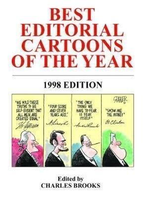 Best Editorial Cartoons of the Year: 1998 Edition als Taschenbuch
