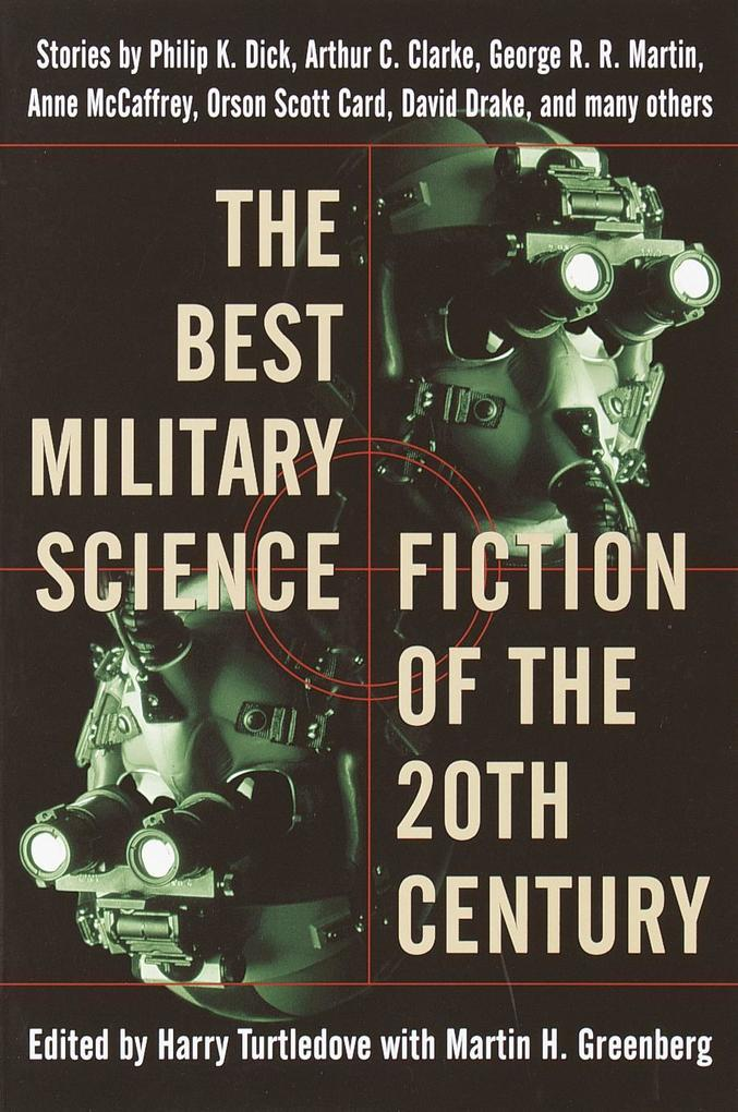 The Best Military Science Fiction of the 20th Century als Taschenbuch