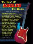 Best of Eagles for Guitar als Taschenbuch