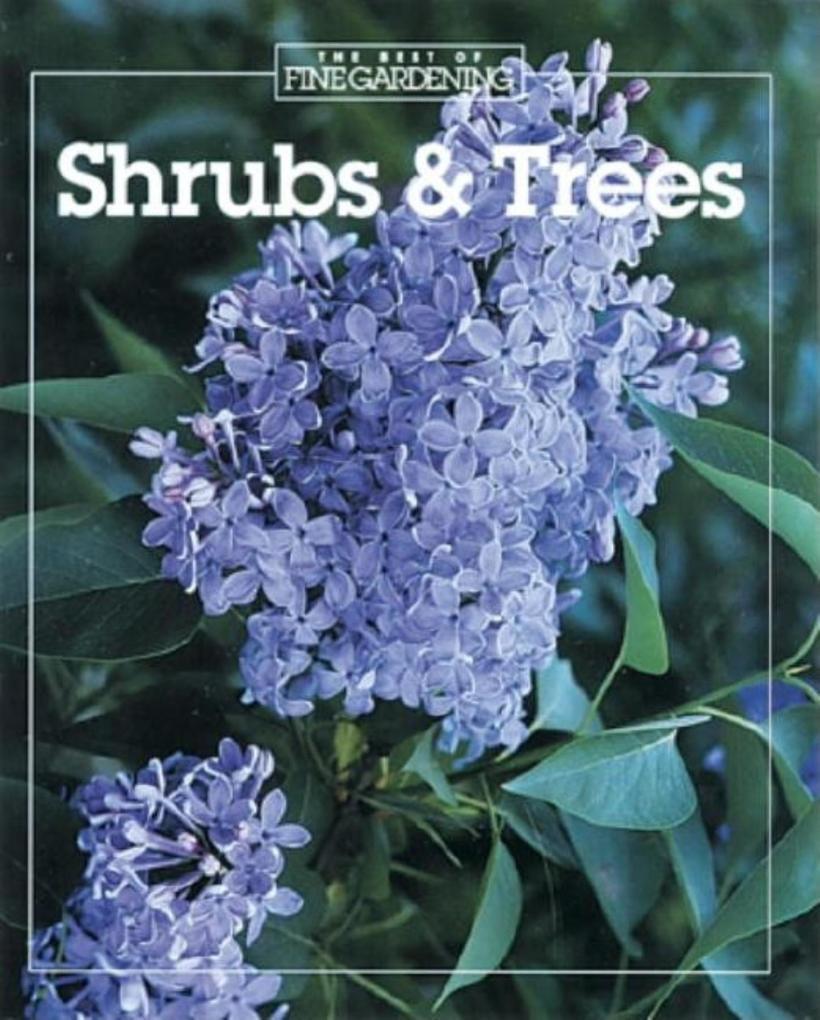 Shrubs & Trees als Taschenbuch