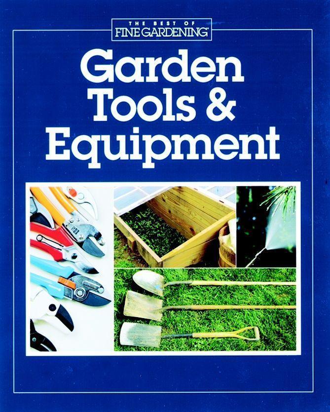 Garden Tools & Equipment als Taschenbuch