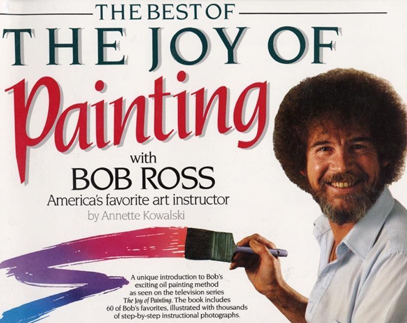 Best of the Joy of Painting with Bob Ross als Taschenbuch