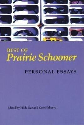 """Best of """"Prairie Schooner"""": Personal Essays als Taschenbuch"""