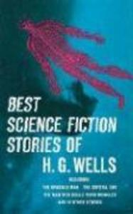 Best Science Fiction Stories of H. G. Wells als Taschenbuch