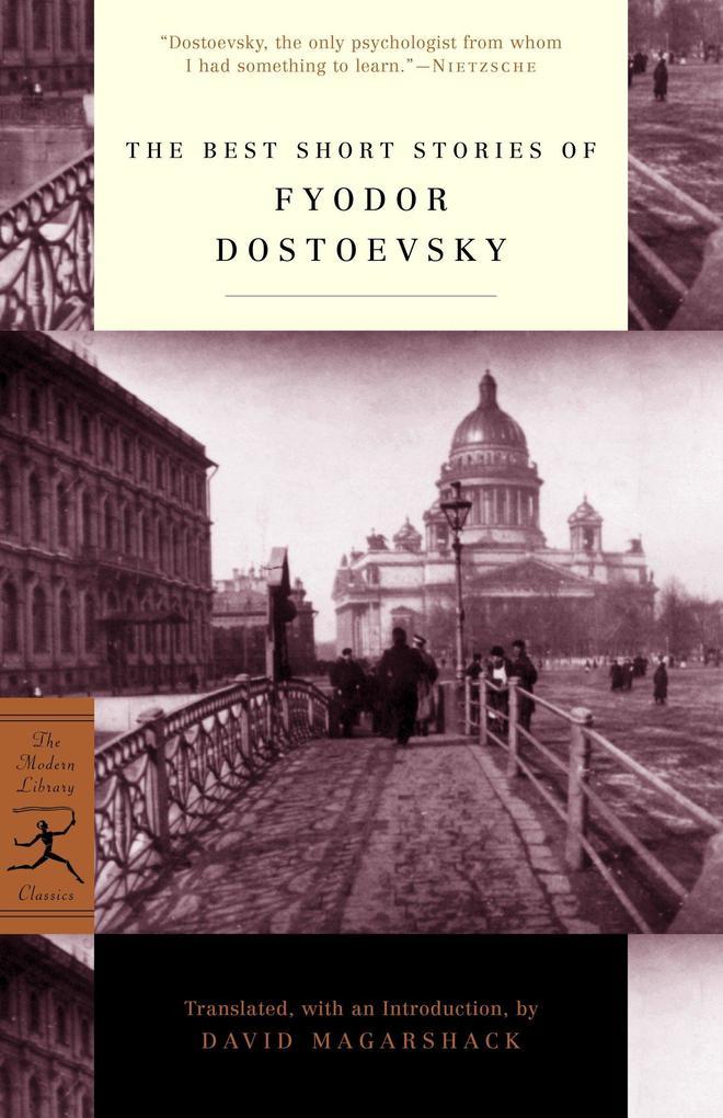 The Best Short Stories of Fyodor Dostoevsky als Taschenbuch