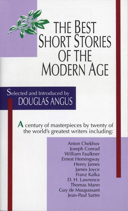 Best Short Stories of the Modern Age als Taschenbuch