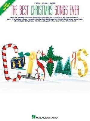 The Best Christmas Songs Ever als Taschenbuch