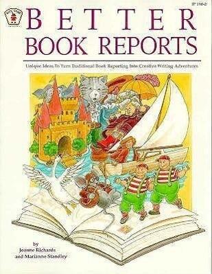 Better Book Reports als Taschenbuch