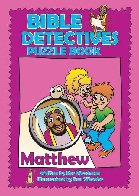Matthew Puzzle Book als Taschenbuch