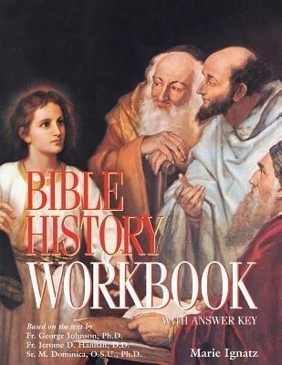 Bible History: Workbook als Taschenbuch