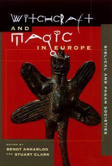 Witchcraft and Magic in Europe, Volume 1: Biblical and Pagan Societies als Taschenbuch