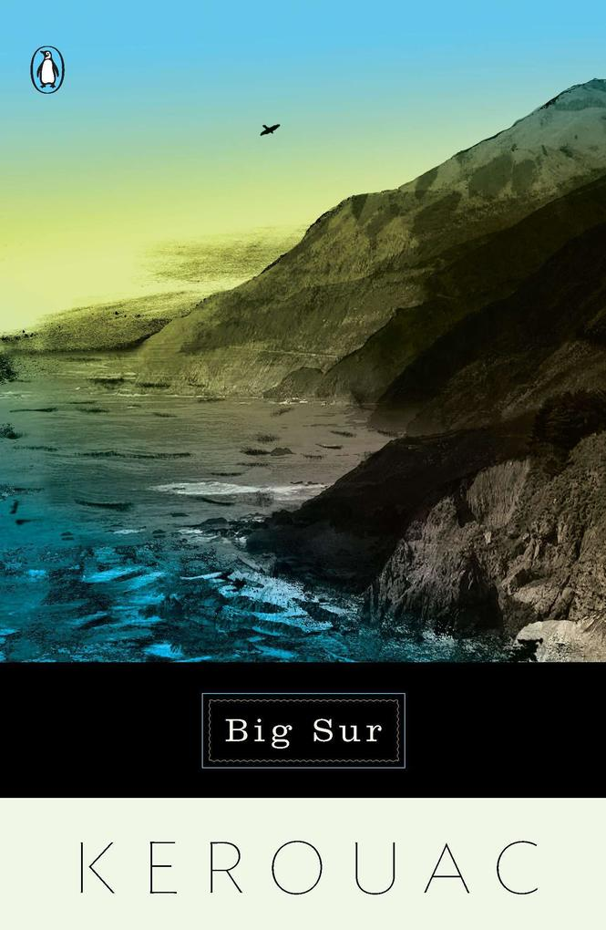 Big Sur als Taschenbuch