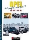 Opel Fahrzeug-Chronik 01: 1899-1951