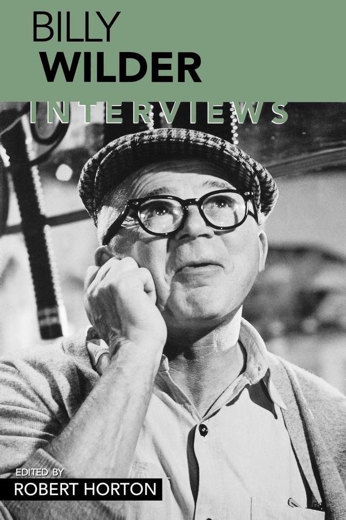 Billy Wilder: Interviews als Taschenbuch