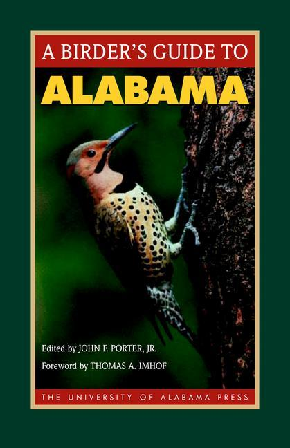 A Birders Guide to Alabama als Taschenbuch