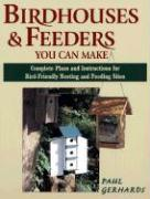 Bird Houses and Feeders You Can Make als Taschenbuch