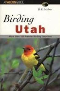 Birding Utah als Taschenbuch