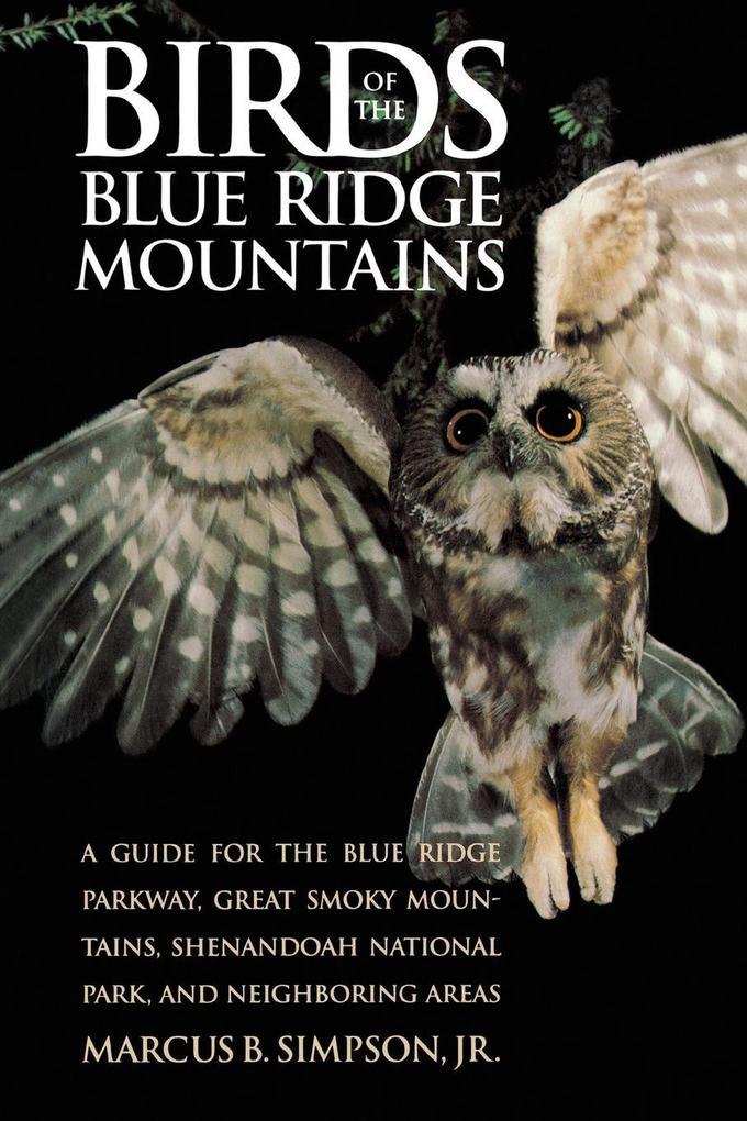 Birds of the Blue Ridge Mountains als Taschenbuch