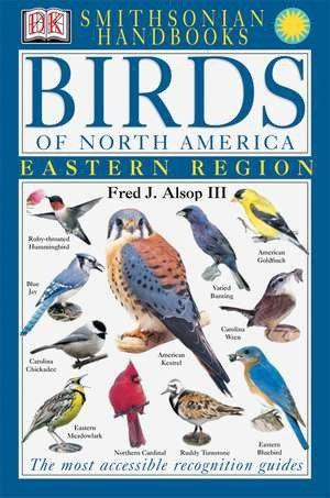 Smithsonian Handbooks: Birds of North America: East als Taschenbuch
