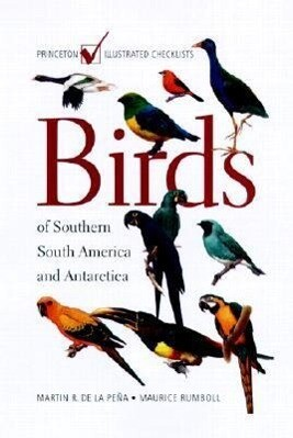 Birds of Southern South America and Antarctica als Taschenbuch