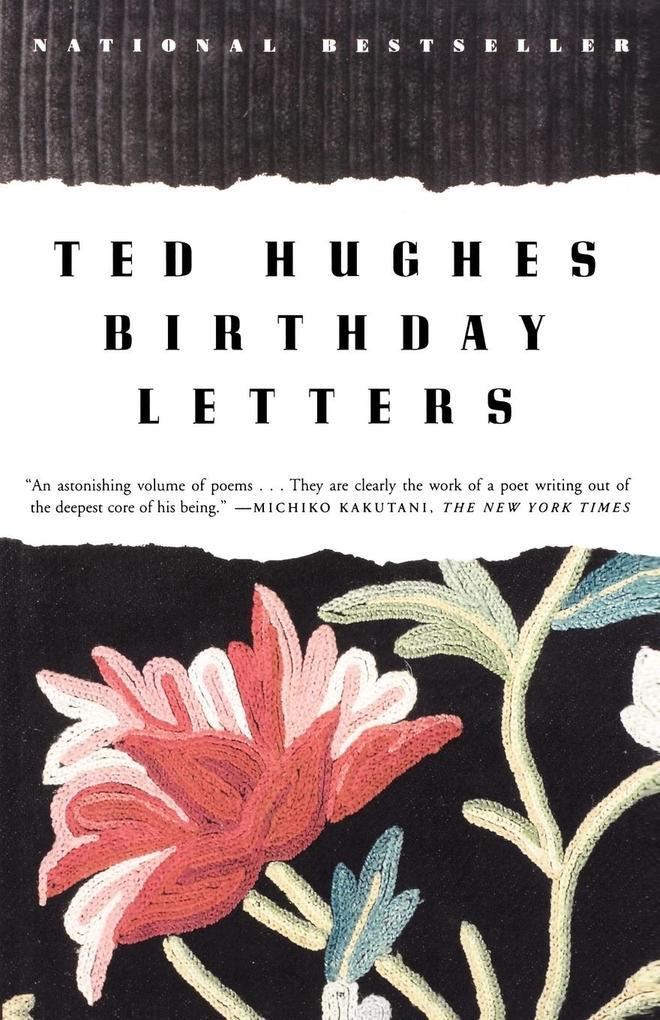 Birthday Letters als Taschenbuch