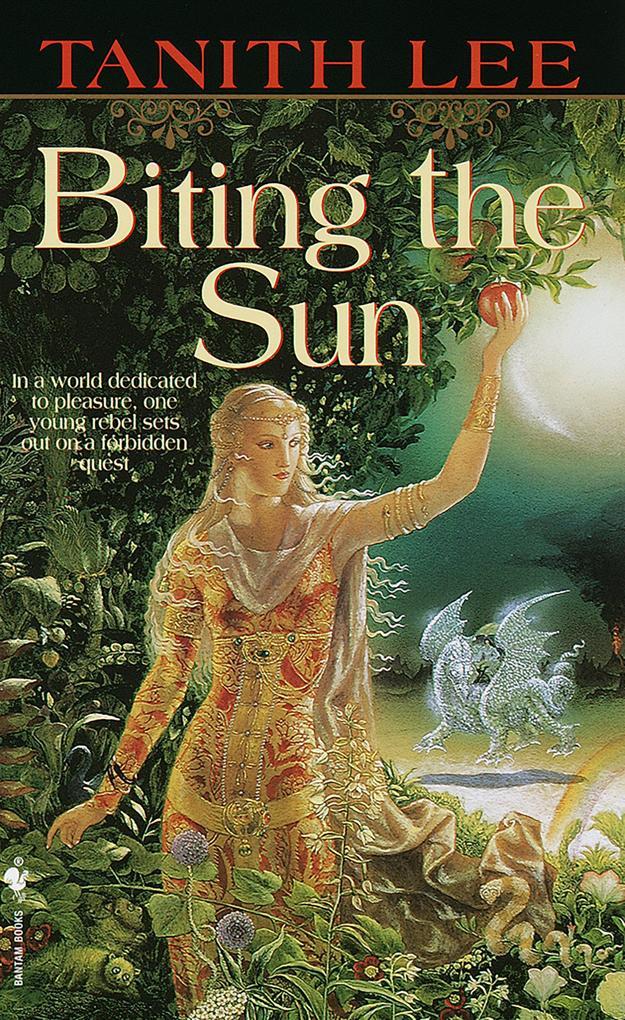 Biting the Sun als Taschenbuch