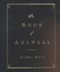 The Book of Answers als Buch