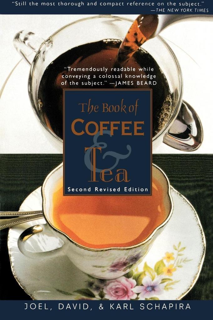 The Book of Coffee and Tea als Taschenbuch